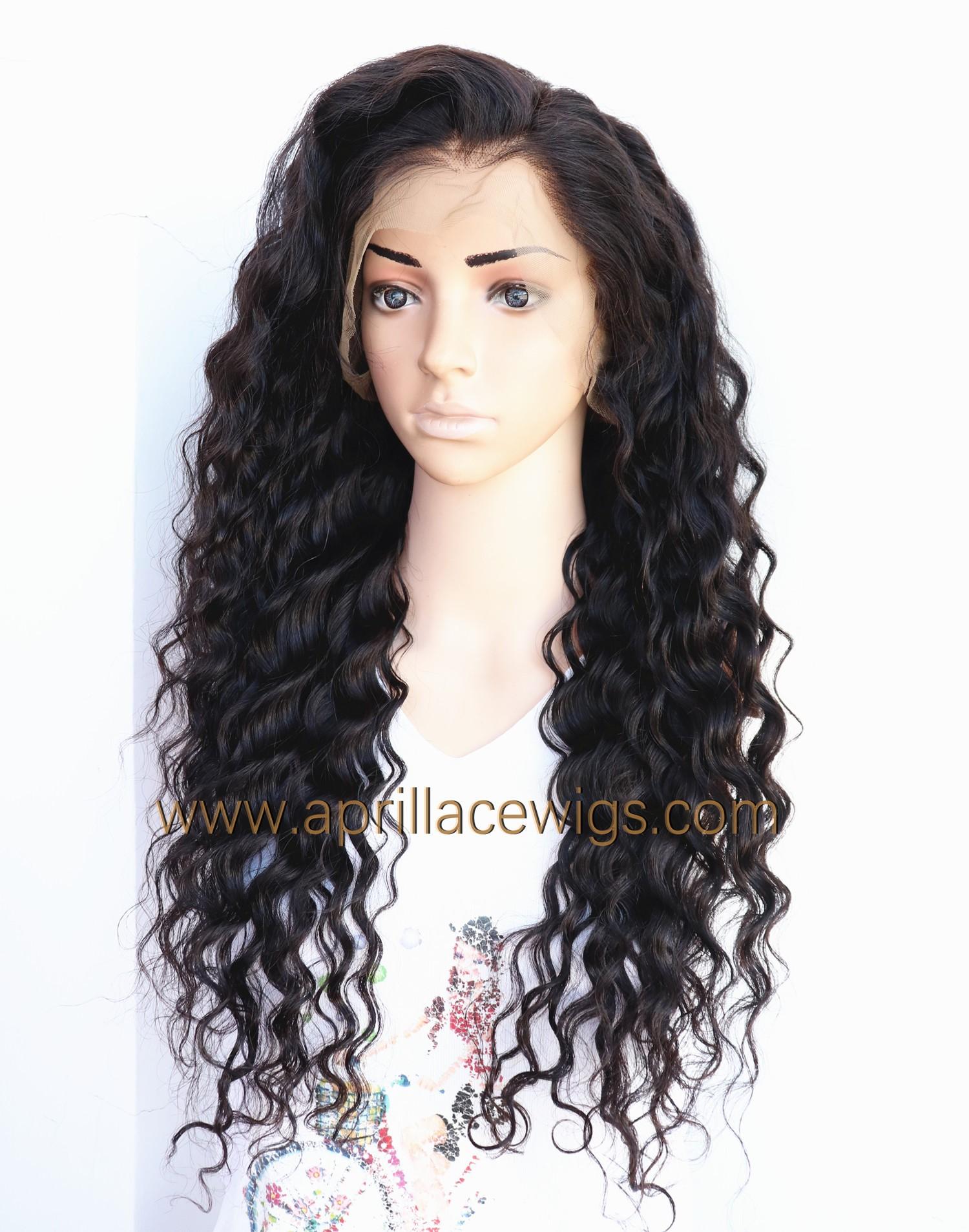 wavy 360 wig