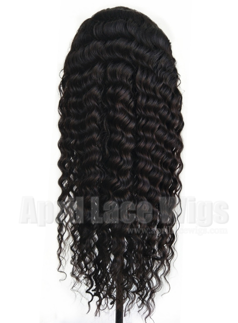 Brazilian virgin Loose deep curly glueless 360 wig pre-plucked hairline