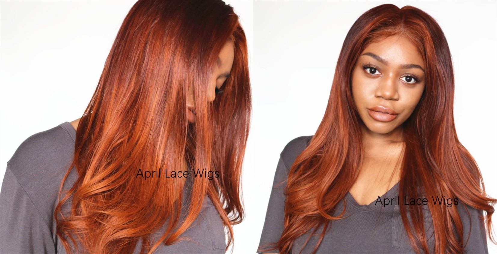 Watercolor blonde hair to Auburn color!! Learn it now!