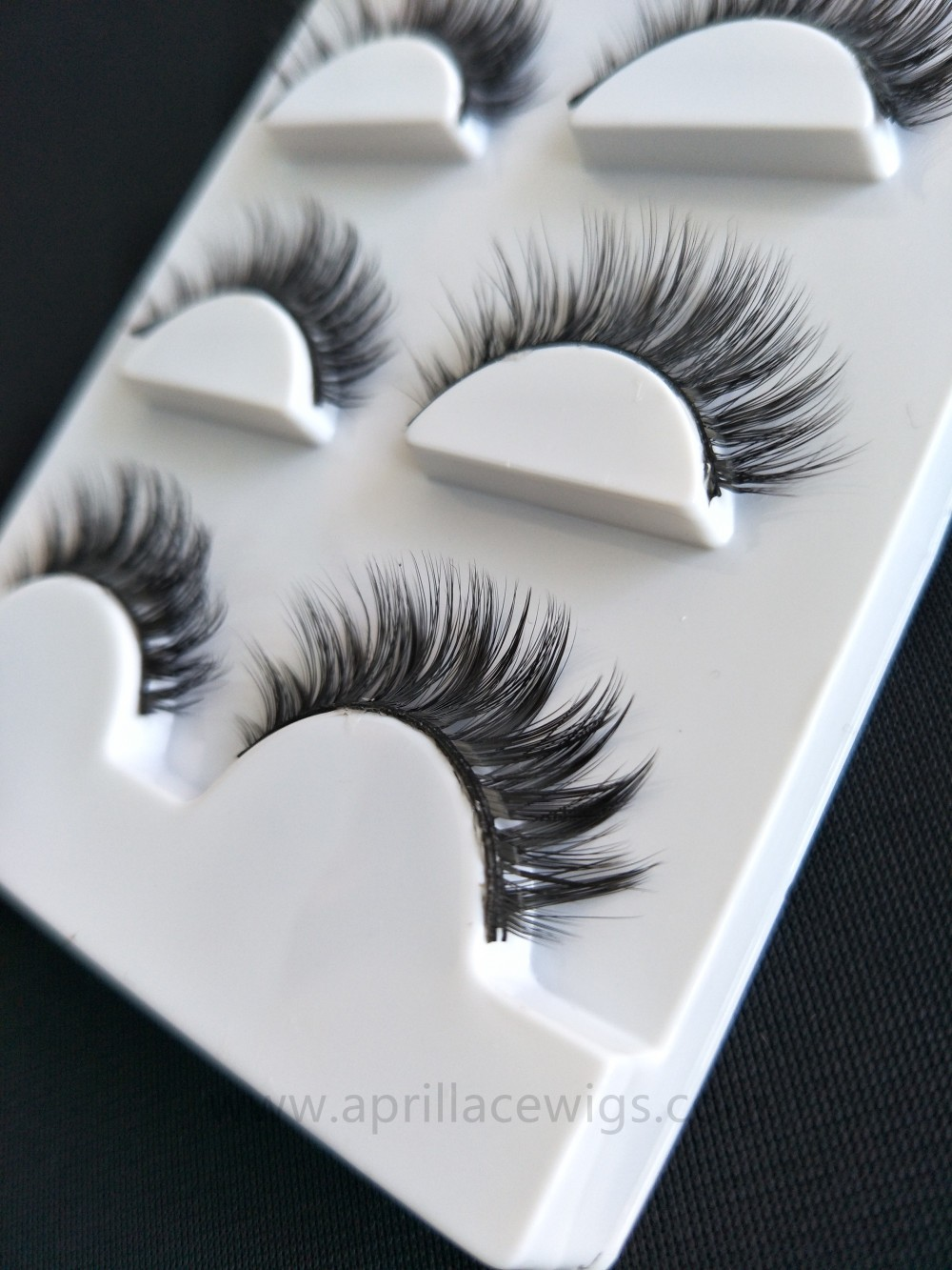 Veleasha Top Quality Long Thick 3D Mink False Eyelashes