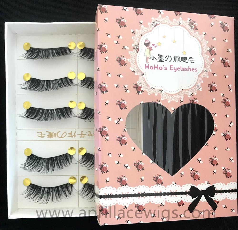 Magnetic Eyelashes luxury thick lashes