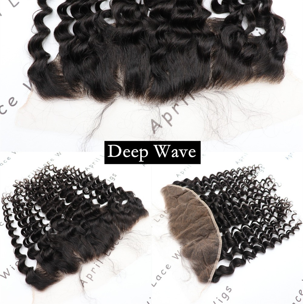 deep wave hd lace frontal 13x4