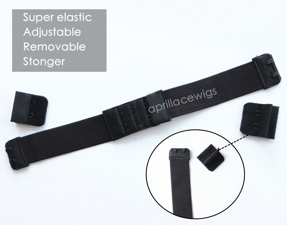 Adjustable Removable Extra Elastic Band For Lace Wigs Glueless Wig