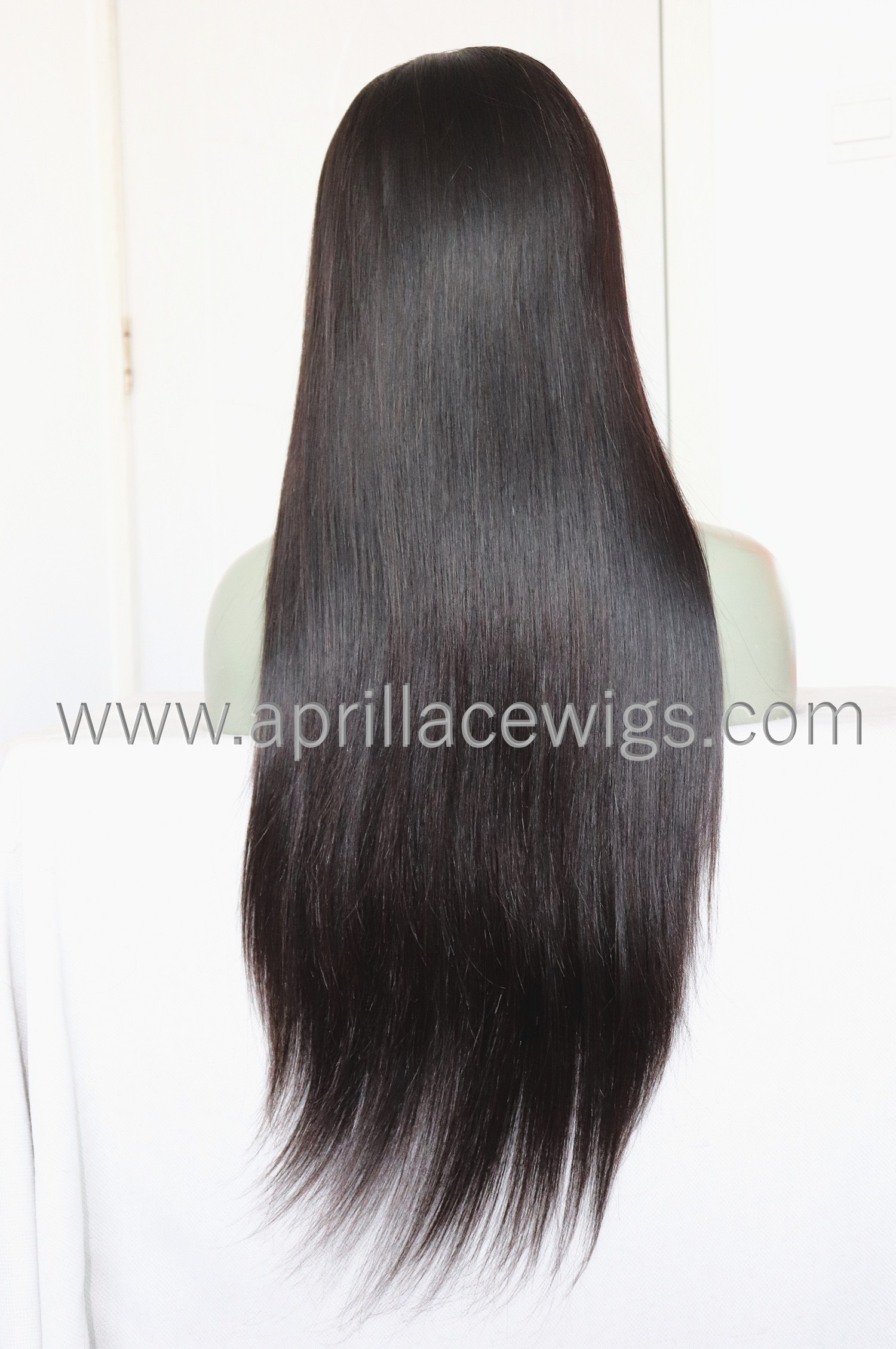 HD thin full lace wig virgin human hair preplucked hairline with straps