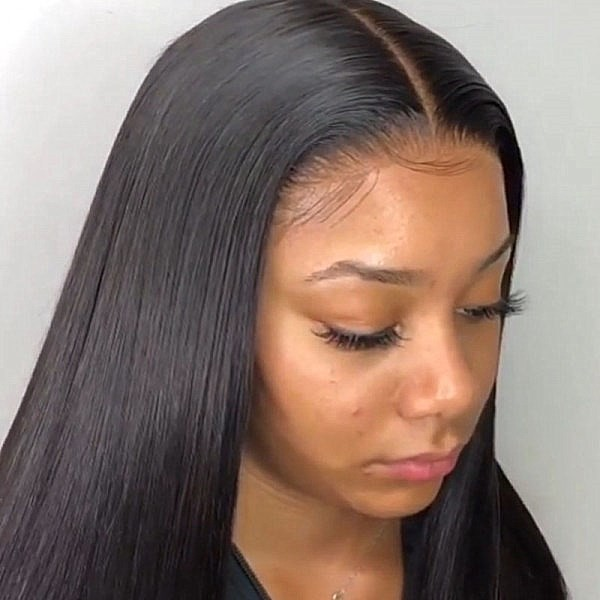 5x5 HD closure wig