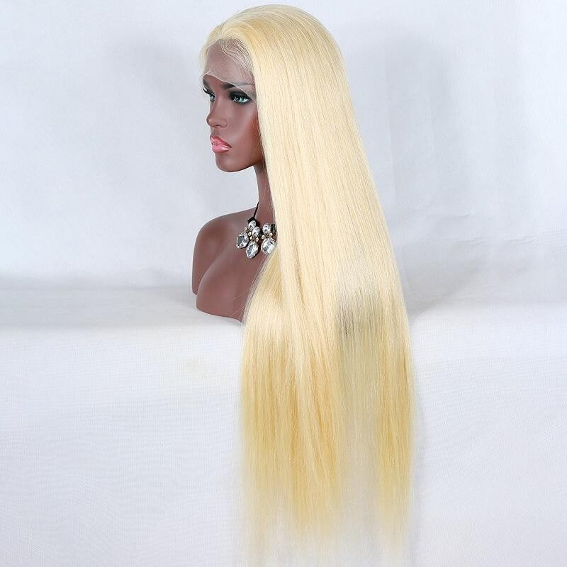 613 blonde lace front wig 13x6 lace front wig