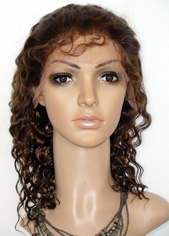 glueless full lace wigs deep wave