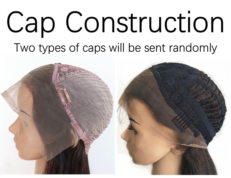 lace front wig cap construction