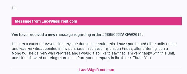 LaceFrontwigs.com customer Krystal